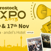 Bruce Livingstone Set to Keynote Global Microstock Expo Where Top Contributors Expand Their Business Revenues and Knowledge